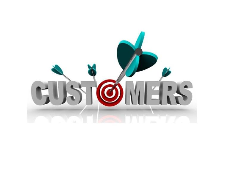 Thiết kế website hướng đúng đối tượng khách hàng.