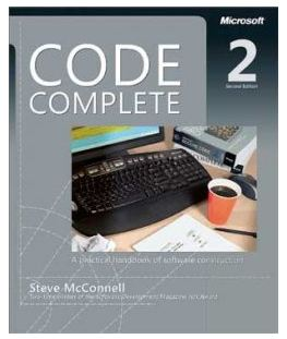 Code Complete Sách lập trình