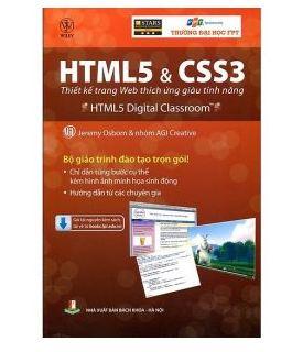 Sách lập trình website HTML5