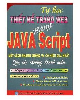 Tự Học Thiết Kế Trang Web Bằng Java Script – Đậu Quang Tuấn