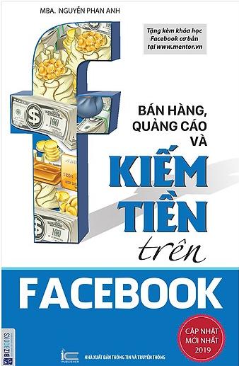 Sách dạy bán hàng online và kiếm tiền trên Facebook
