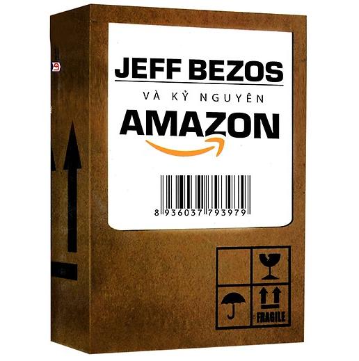 Jeffbezos Và Kỷ Nguyên Amazon