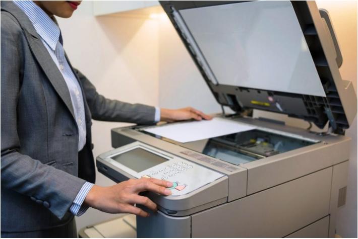 Hướng dẫn sử dụng máy photocopy cơ bản cho người mới