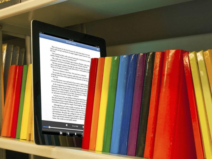 Ebook hỗ trợ học ngoại ngữ