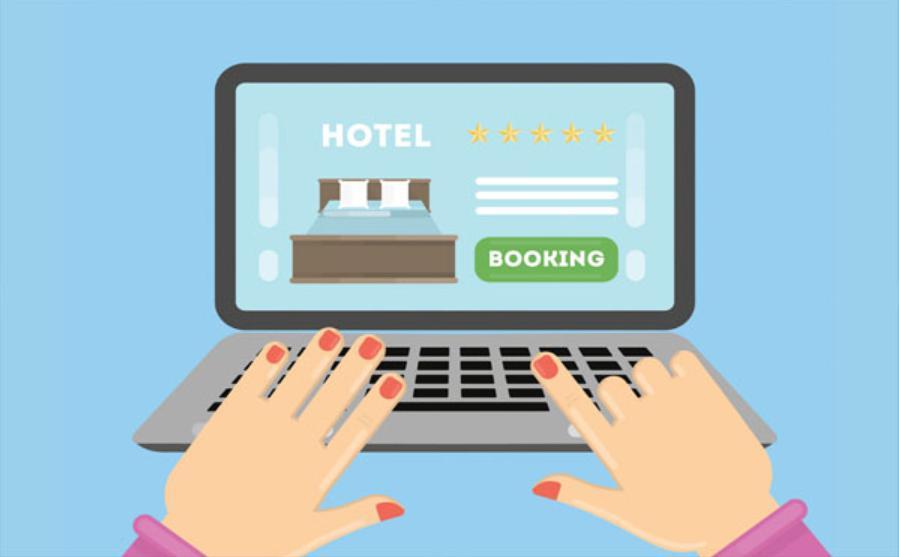 Kinh doanh khách sạn onlline