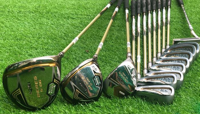 Bộ gậy golf tiêu chuẩn gồm những loại gậy nào?